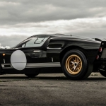 Everrati Ford GT40 elétrico