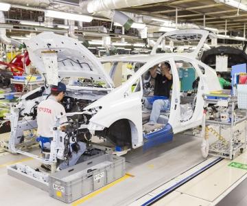 Fábricas da Toyota no Japão são as mais afetadas
