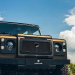 Heritage Custom Land Rover Defender 90