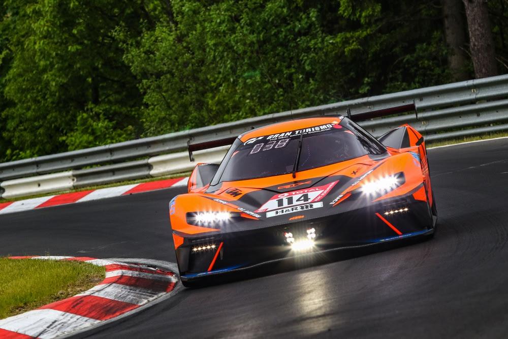 Imagem das 24 Horas de Nürburgring