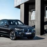 BMW iX3 facelift
