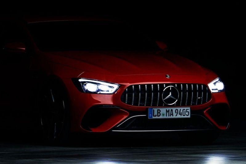 Mercedes-AMG GT73e 4 Portas