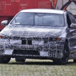 BMW M5 foto espia