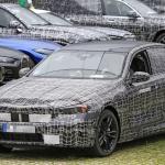 BMW i5 em testes