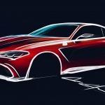 Render do Alfa Romeo GTV