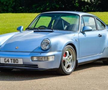 Porsche 911 Turbo 964