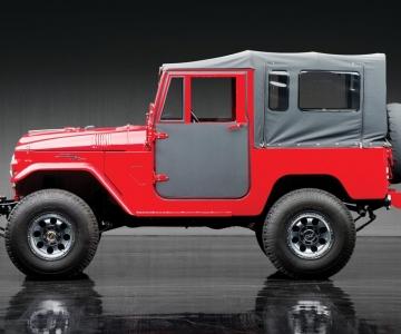 Toyota Land Cruiser Série 40