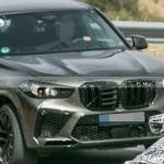 Foto espia do BMW X5 M