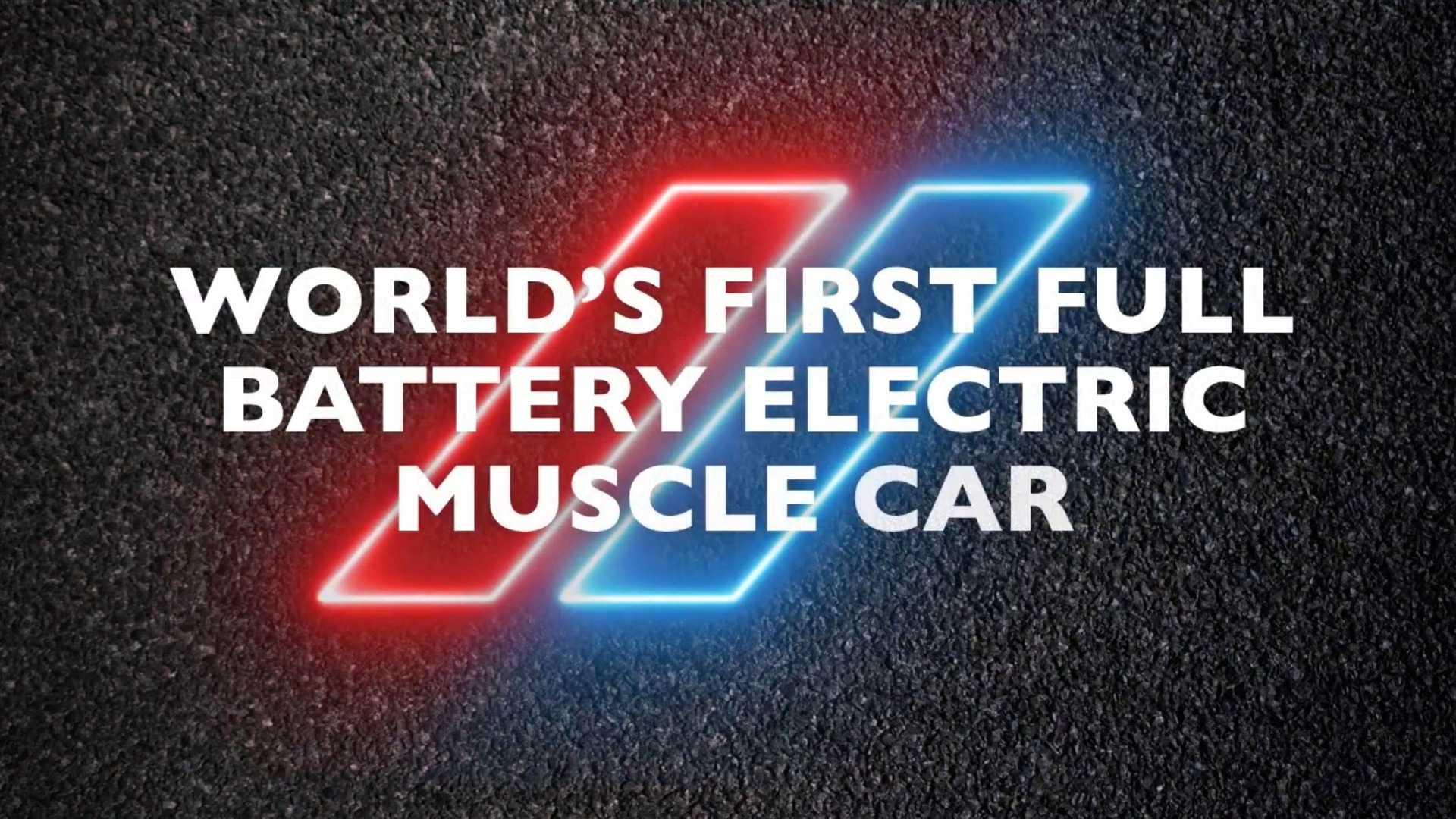 Dodge eletric concept