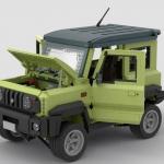 Suzuki Jimny Lego