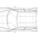 Porsche Taycan Cross Sedan patente