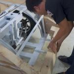 Réplica em madeira do Ferrari 250 GTO