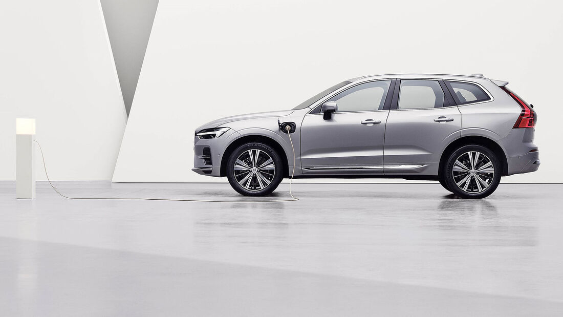 Volvo XC60 Recharge Plug-in