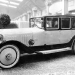 Maybach 22/70 HP W3 de 1921