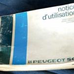 Peugeot 505 Pick-up