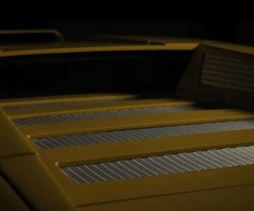 Teaser Lamborghini Countach