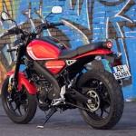 Yamaha 125 XSR