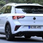 VW T-Roc R facelift foto espia