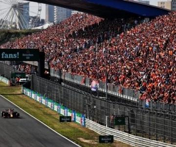 F1 passa por Zandvoort este fim de semana
