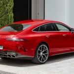 Mercedes-AMG GT 63 S E-PerformanceMercedes-AMG GT 63 S E-Performance 4 Portas