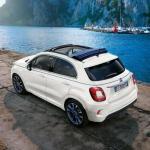 Fiat 500X Dolcevita Launch Edition