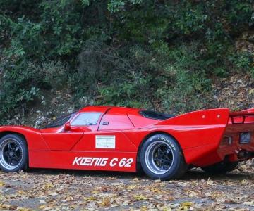 Porsche Koenig-Specials C62