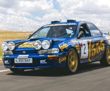 Subaru Impreza Prodrive de 1993