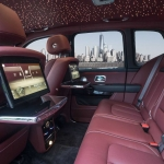 Rolls-Royce Cullinan blindado