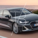 Render do próximo Audi A4