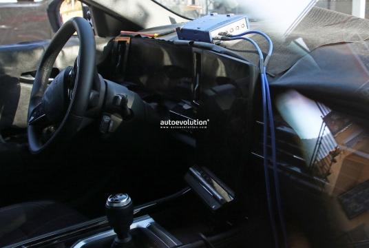 Foto espia do próximo Renault Kadjar