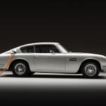 Aston Martin DB6 Lunaz