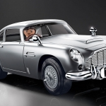 Aston Martin DB5 Playmobil