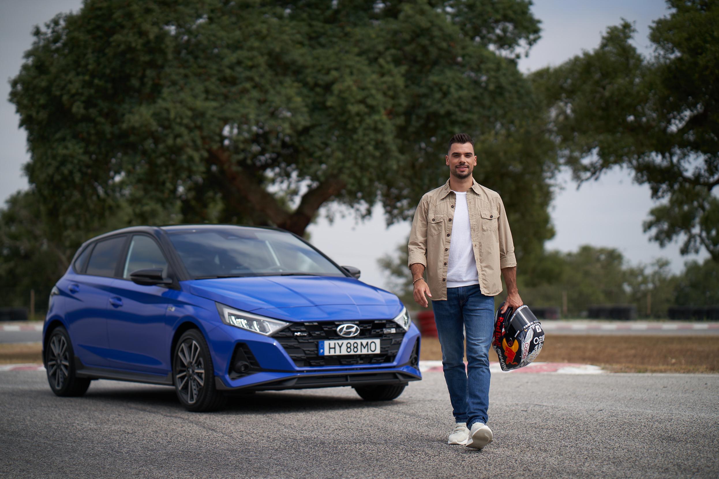 Hyundai i20 Miguel Oliveira