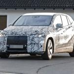 Mercedes-Benz EQE foto espia
