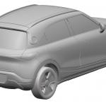 Patente do SUV elétrico da Smart