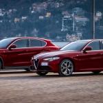 Alfa Romeo Stelvio e Giulia 6C Villa d'Este Edition