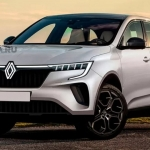 Render do próximo Renault Kadjar