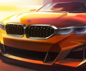 Sketch do BMW M340i
