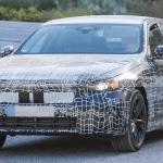 Protótipo do próximo BMW Série 5