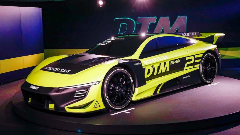 Concept do DTM elétrico