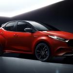 Render do próximo Mazda 2