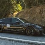 Porsche Panamera foto espia