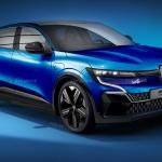 Renault Mégane E-Tech Electric Alpine Line