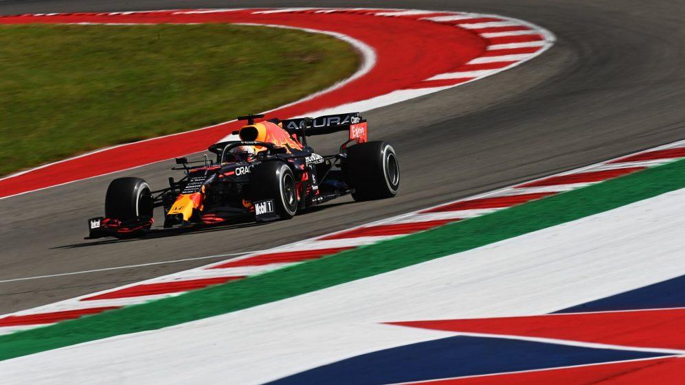 Verstappen triunfou em Austin
